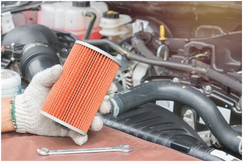 What is fuel filter? What is the function of fuel filter? How does it work?