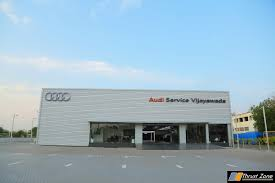 Service Facility now available in Vijayawada by Audi