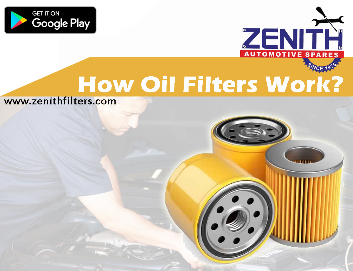 Importance of Oil filter for your Vehicle