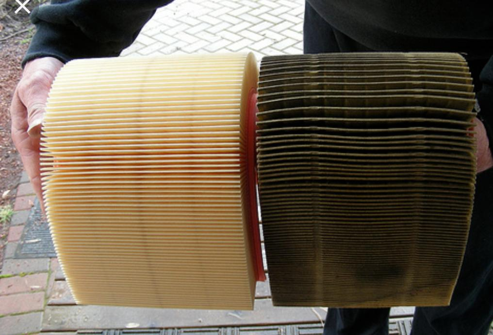 How a bad Air filter affects  the performance of your vehicle?