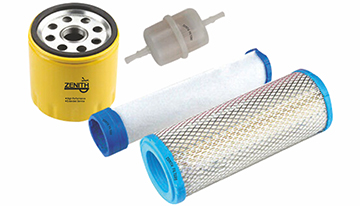 Zenith filter manufacturer of Filter Kits