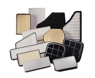 Zenith filter manufacturer of Cabin Filters