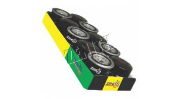 Oil Filters SUZUKI CAR 800CC MPFI,ALTO, WAGON R (TRAY PACK) - FSLFSP1578