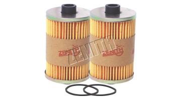 Filter Kits 0.5 LTR ASSEMBLY BOTH YELLOW PAPER TYPE - FSKIFC766766B