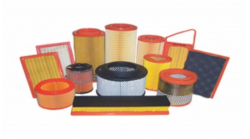 Pu Type Air Filter