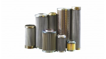 Metal End Hydraulic Lift Filter