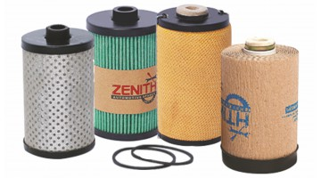 Metal End Fuel Filter