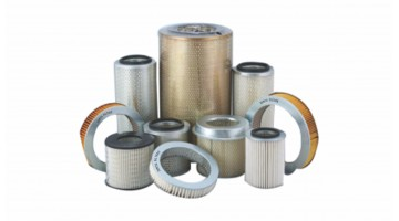 Metal End Air Filter
